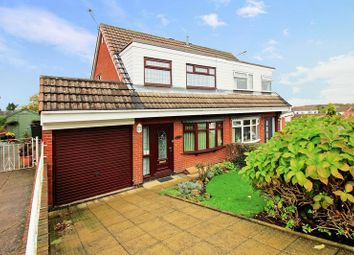 Thumbnail 3 bedroom semi-detached house for sale in Townfield Close, Kidsgrove, Stoke-On-Trent