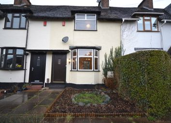 Thumbnail 2 bed terraced house for sale in Trent Valley Road, Penkhull, Stoke-On-Trent