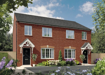 Thumbnail 1 bed semi-detached house for sale in Sheasby Park, Common Lane, Lichfield
