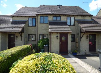 Thumbnail 2 bed terraced house for sale in Queen Elizabeth Road, Cirencester, Gloucestershire