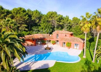 Thumbnail 6 bed property for sale in Mougins, 06250, France