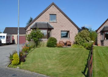 Thumbnail 4 bed detached house to rent in Daun Walk, Kemnay, Aberdeenshire
