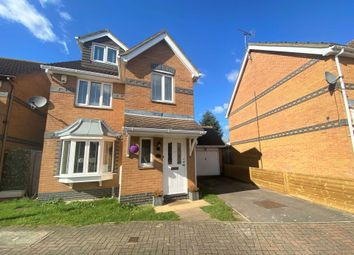 Thumbnail 4 bed detached house for sale in Poplar Close, Brandon Groves