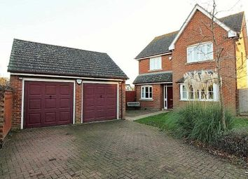 Thumbnail 4 bed detached house for sale in Caesar Avenue, Knights Park