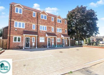 Thumbnail 4 bedroom end terrace house for sale in Rodney Way, Colnbrook, Slough
