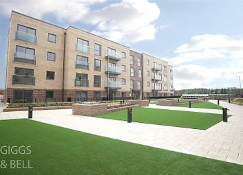Thumbnail 2 bed flat for sale in Griffin Court, Stirling Drive, Luton, Bedfordshire