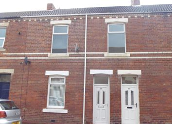 Thumbnail 2 bed flat for sale in Richard Street, Blyth