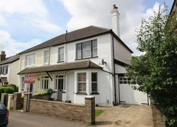 Thumbnail 3 bed semi-detached house for sale in Duffield Road, Walton On The Hill, Tadworth