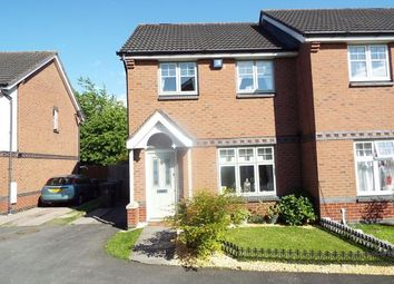 Thumbnail 3 bedroom semi-detached house for sale in Dales Close, Dunstall, Wolverhampton, West Midlands