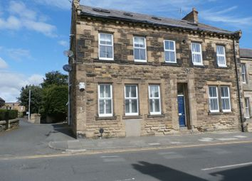 Thumbnail 2 bed flat to rent in High Street, Amble, Morpeth