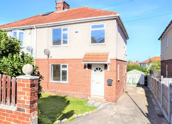 Thumbnail 3 bed semi-detached house for sale in Becknoll Road, Brampton, Barnsley