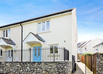 Thumbnail 2 bed end terrace house for sale in St Marys Hill, Brixham, Devon