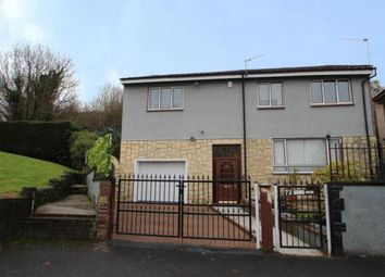 Thumbnail 3 bed detached house for sale in Clune Brae, Port Glasgow, Inverclyde