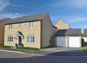 Thumbnail 4 bedroom detached house for sale in Anson Road, Newton