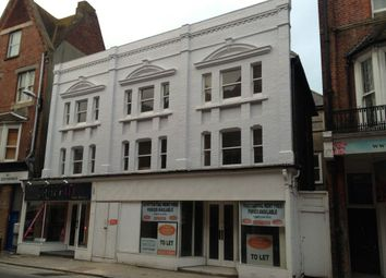 Thumbnail 2 bed maisonette to rent in South Street, Eastbourne
