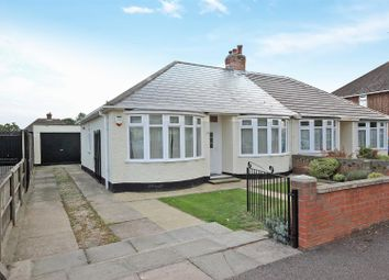 Thumbnail 2 bed semi-detached bungalow for sale in Eaton Road, Kempston, Bedford