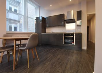 Thumbnail 1 bed flat to rent in Orleans House, Edmund Street, Liverpool