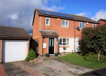 Thumbnail 3 bed semi-detached house for sale in Florence Court, Ingleby Barwick