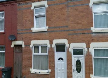 Thumbnail 2 bed terraced house to rent in Abney Street, Leicester