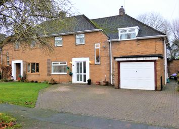 Thumbnail 4 bed semi-detached house for sale in Greenway, Saughall, Chester