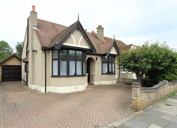 Thumbnail 3 bed semi-detached bungalow for sale in Trenance Gardens, Seven Kings, Essex