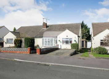 Thumbnail 3 bedroom semi-detached bungalow for sale in The Furrows, Luton