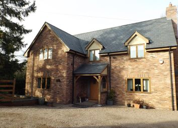 Thumbnail 4 bed detached house for sale in Tarrington, Hereford