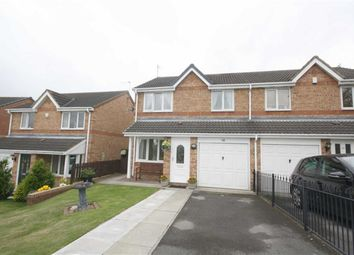 Thumbnail 3 bed semi-detached house for sale in Sheridan Drive, Stanley, County Durham