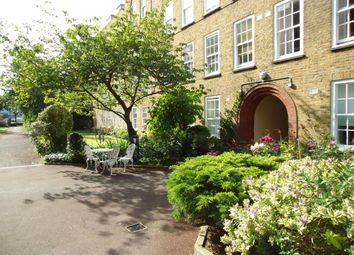 Thumbnail 1 bed flat to rent in Vicarage Crescent, London