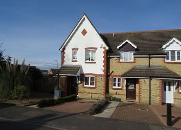 Thumbnail 3 bed end terrace house to rent in Gladstone Road, Orpington