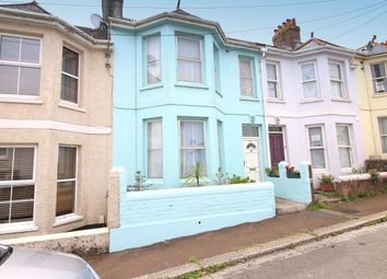 Thumbnail 2 bed terraced house for sale in Victoria Road, Saltash