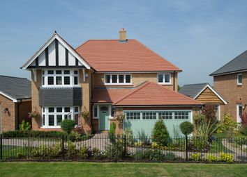 Thumbnail 4 bed detached house for sale in Plot 251 The Henley, Leckhampton Lane, Gloucestershire