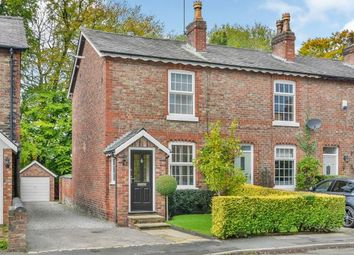 Thumbnail 2 bed end terrace house for sale in Park Road, Wilmslow, Cheshire, Uk