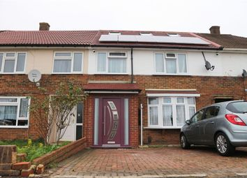 Thumbnail 4 bed terraced house for sale in Long Furlong Drive, Slough, Berkshire