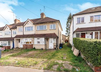 Thumbnail 3 bedroom end terrace house for sale in Roke Lodge Road, Kenley