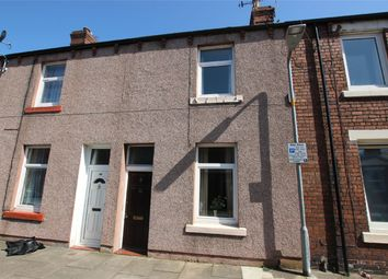 Thumbnail 2 bed terraced house for sale in 58 Thomson Street, Carlisle, Cumbria