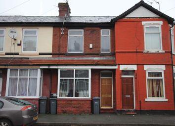 Thumbnail 2 bedroom terraced house for sale in Brocklehurst Street, Manchester