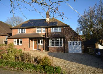 Thumbnail 6 bed detached house to rent in Longfield Drive, Amersham