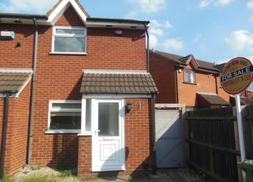 Thumbnail 2 bed town house for sale in Bloxwich Road South, Willenhall