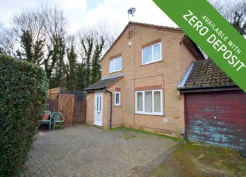 Thumbnail 4 bedroom detached house to rent in Ixworth Close, Watermeadow, Northampton