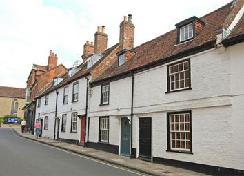 Thumbnail 2 bed cottage for sale in Church Lane, Lymington