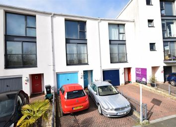 Thumbnail 4 bed town house for sale in Pennant Place, Portishead, Bristol