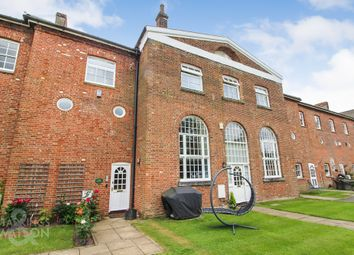 Thumbnail 3 bed flat for sale in St. Georges, Wicklewood, Wymondham