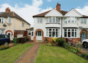 3 bed semi-detached house for sale in Geoffrey Road, Shirley, Solihull B90