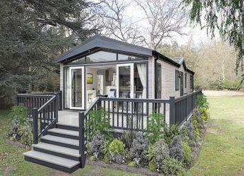 Thumbnail 2 bed mobile/park home for sale in Lansdowne Park, Wheal Rose, Scorrier