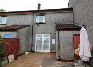 Thumbnail 2 bed terraced house for sale in St. Sannan Road, Pontllanfraith, Blackwood