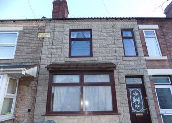 Thumbnail 2 bed terraced house for sale in Derby Road, Heanor, Derbyshire
