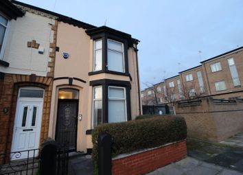 Thumbnail 2 bed terraced house for sale in Ince Avenue, Litherland, Merseyside