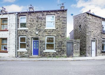 Thumbnail 2 bed terraced house to rent in Plantation Street, Stacksteads, Bacup