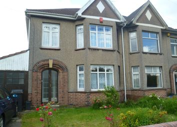Thumbnail 3 bed semi-detached house to rent in Southmead Road, Filton, Bristol